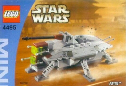 Mini At Te Lego Star Wars Pinterest Lego Star Wars Lego Star