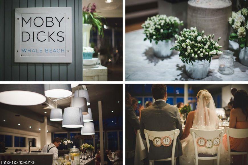 Moby Dicks Whale Beach Sydney Wedding Venue Northernbeaches