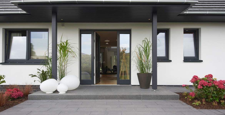 wohnidee h user edition 500 b wohnidee haus hauseingang haus pinterest hauseingang. Black Bedroom Furniture Sets. Home Design Ideas