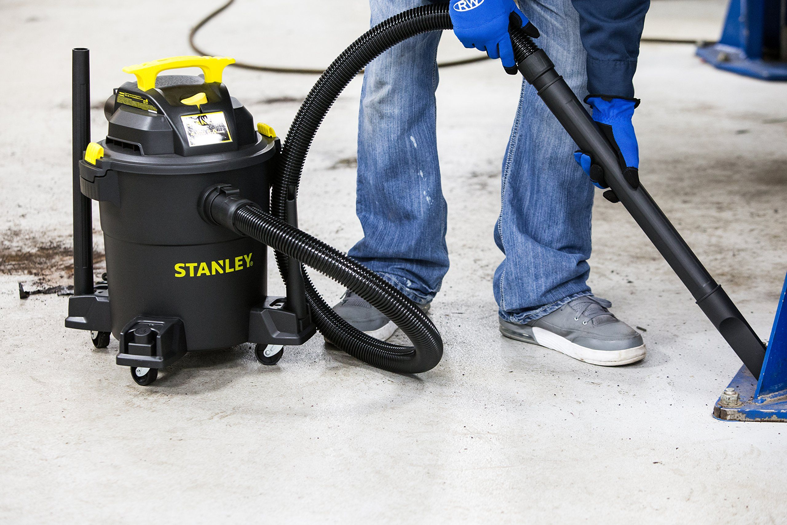 Stanley Wet Dry Vacuum 6 Gallon 4 Horsepower Dry Wet Stanley Horsepower Wet Dry Vacuum Wet Dry Vacuum Cleaner Vacuum Cleaner