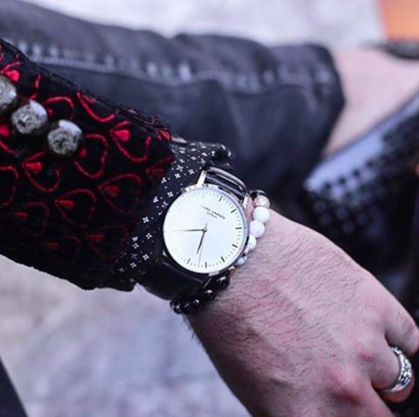 Friday details together with our New Line #LW43 www.larsenwatches.com