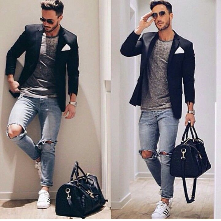 Dressy Casual Mens Outfits Menswear Mens Street Style