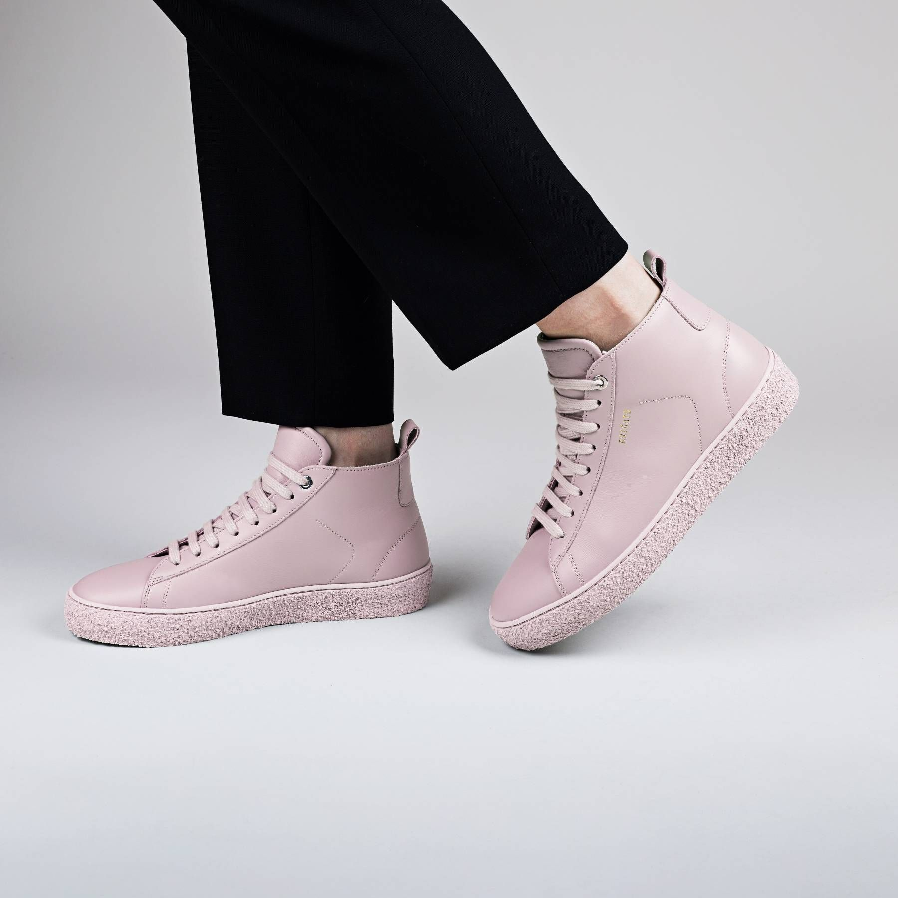 f49a6bb356 AXEL ARIGATO - Court Sneaker Pale Pink Leather