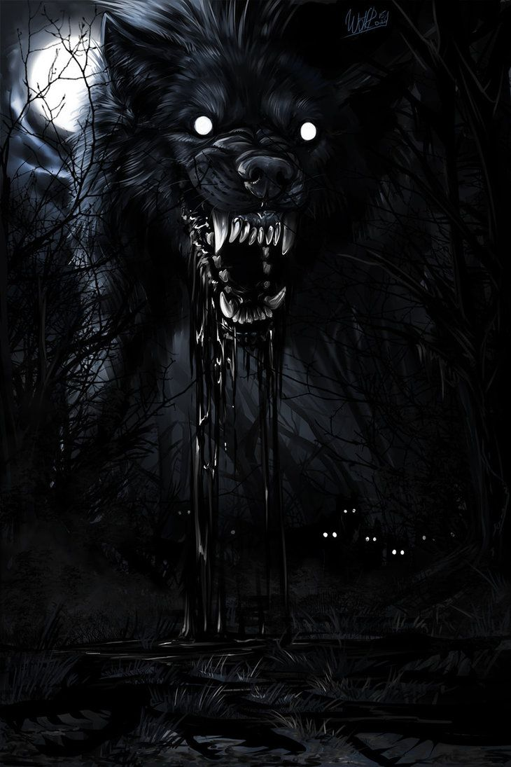 Photo of Fear by WolfRoad on DeviantArt
