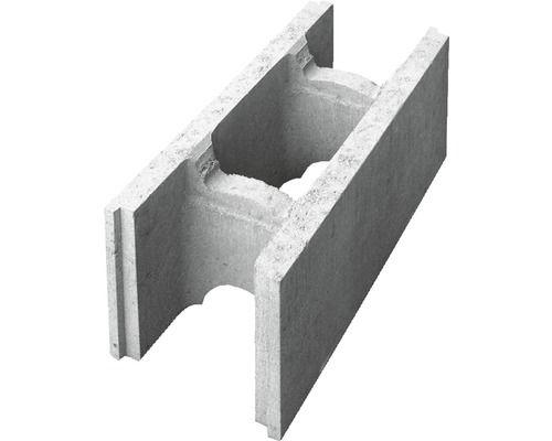 Betonschalungsstein Grau 50x25x24cm Schalung Mauerstein Mauersysteme