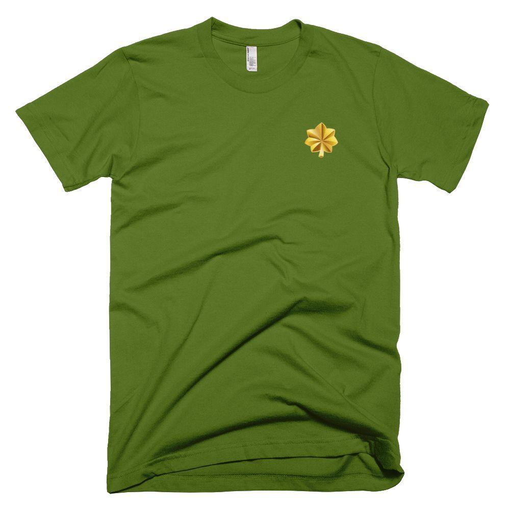 U.S. Military Major T-Shirt