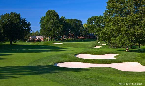 Oak Hill Cc Rochester Ny Golf Courses Oak Hill Golf