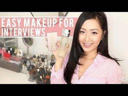 TUTORIAL: Easy Makeup for Interviews + Work by RAEview - #makeup #raview #eyemakeup #interviews #makeuptips #makeuptechniques