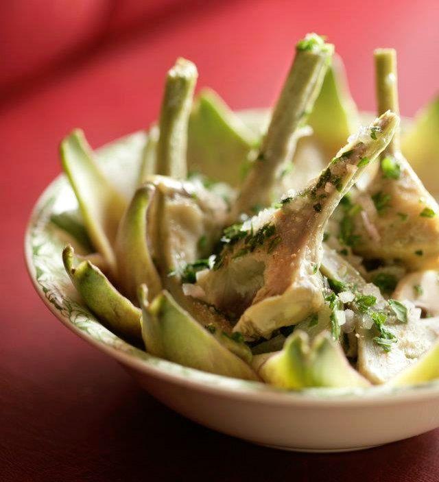 Artichoke Salad.