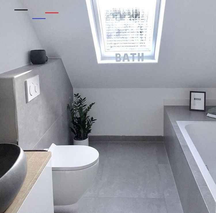 Badezimmer Fliesen Streichen Betonoptik