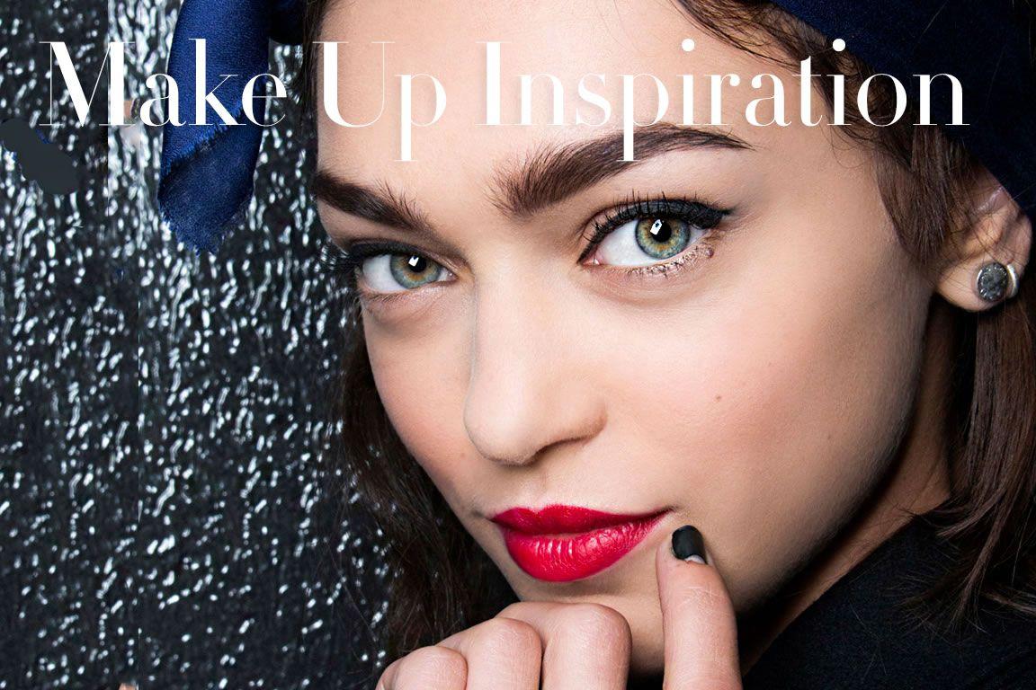 Sorprendenti, inaspettati, super forti: sono i nuovi #makeup 2014 http://bit.ly/1iUnlhm