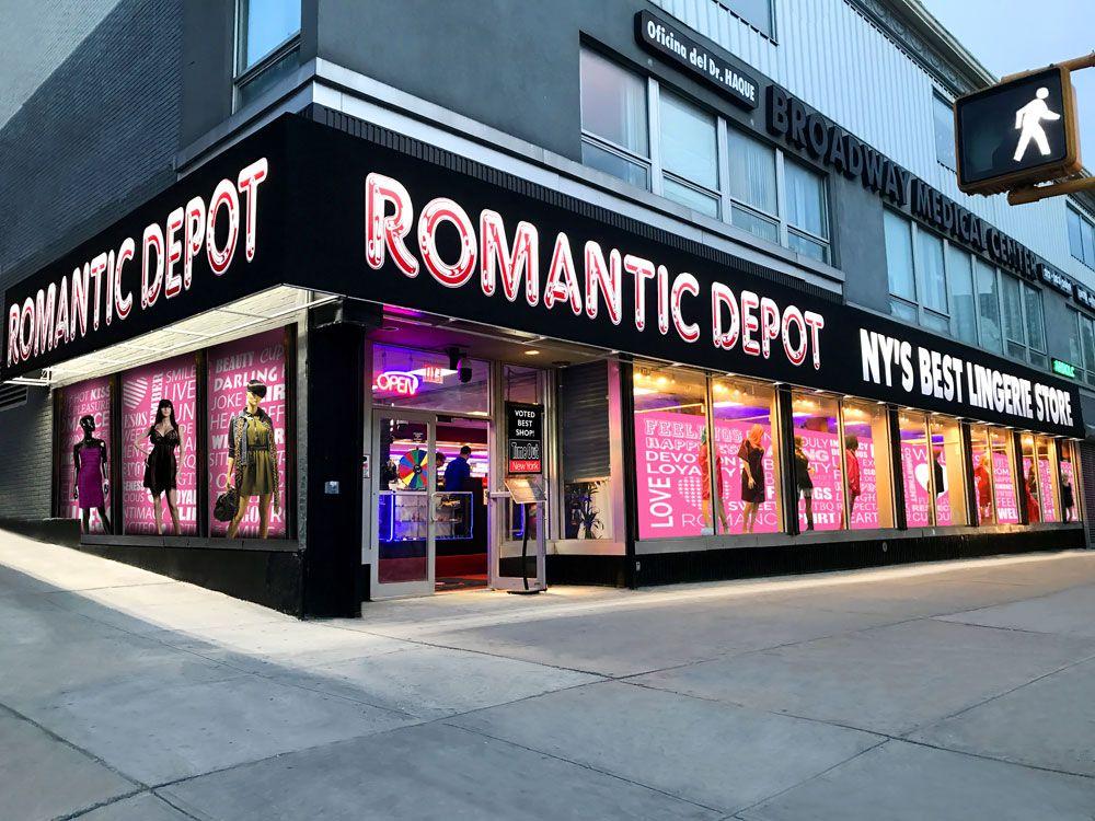 Romantic Depot Manhattan 3418 Broadway New York Ny 10031 646 861
