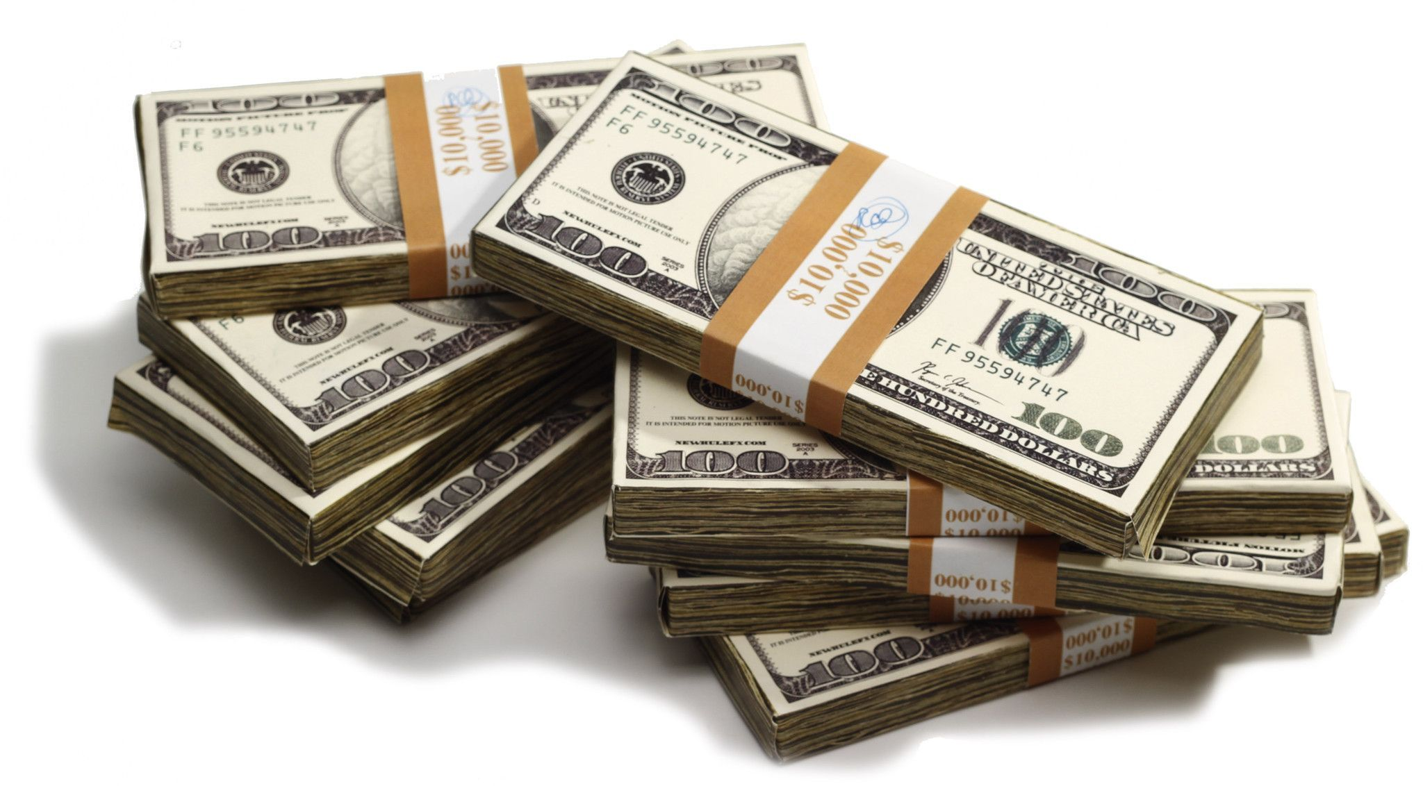 Prop Money 100 Bill Stacks Forextrading