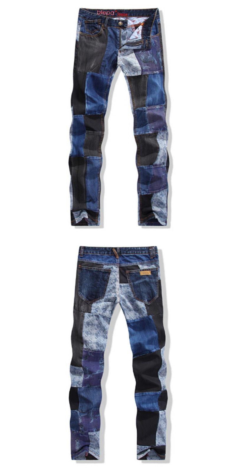 The new European menus winter straight jeans slim jeans wholesale