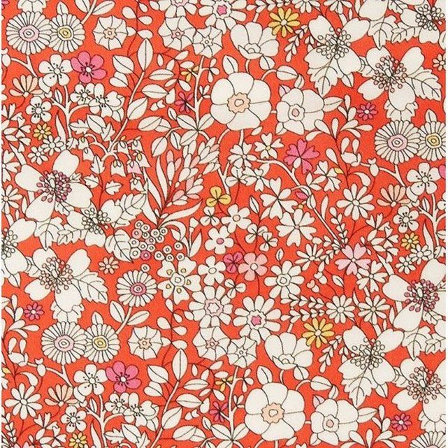 Tissu Liberty June S Meadow Col Coquelicot Indien Tutu La Mercerie Parisienne Prix Avis Notation Livraison Cet Impri Dessin Fleur Dessin Main Fleurs