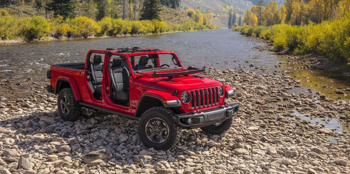 the 12 best offroad vehicles you can buy  jeep gladiator