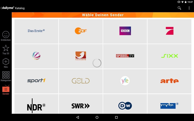 Fernseh Apps Kostenlos