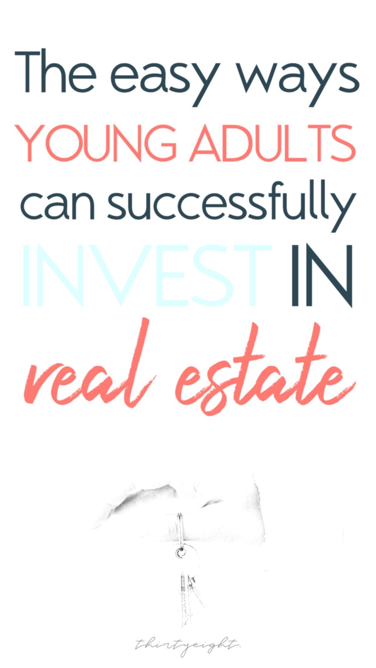 Real estate investing how to | real estate investing For Beginners | real Estate properties for beginners | investing tips for beginners | investing for millennials | how to invest millennials #realestatetips