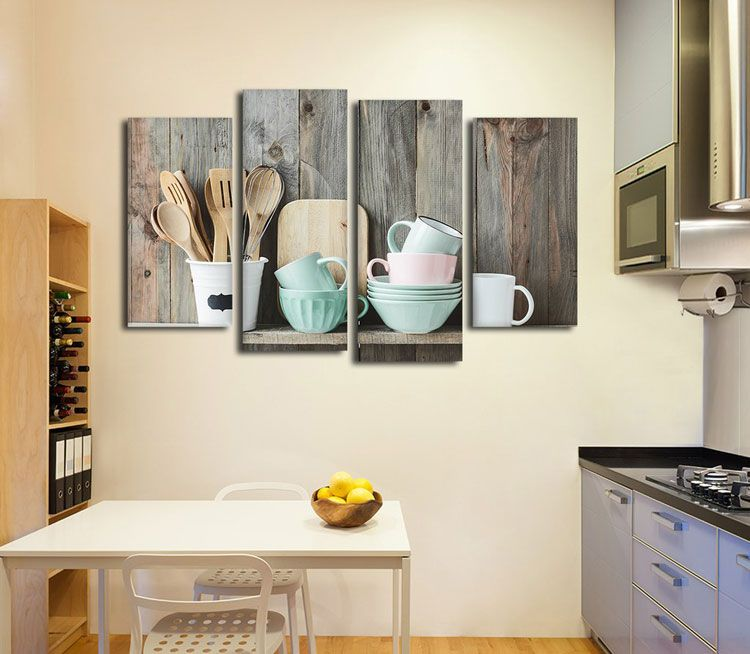 Wall Art Ideas For Kitchen