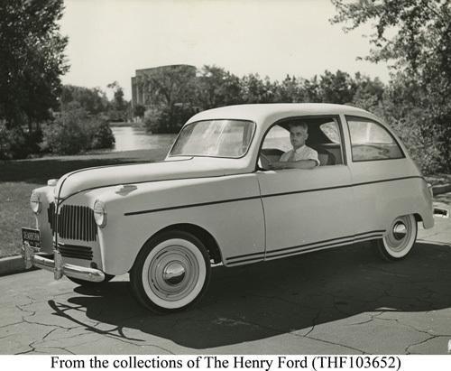 Pixframe On Car Ford Hemp
