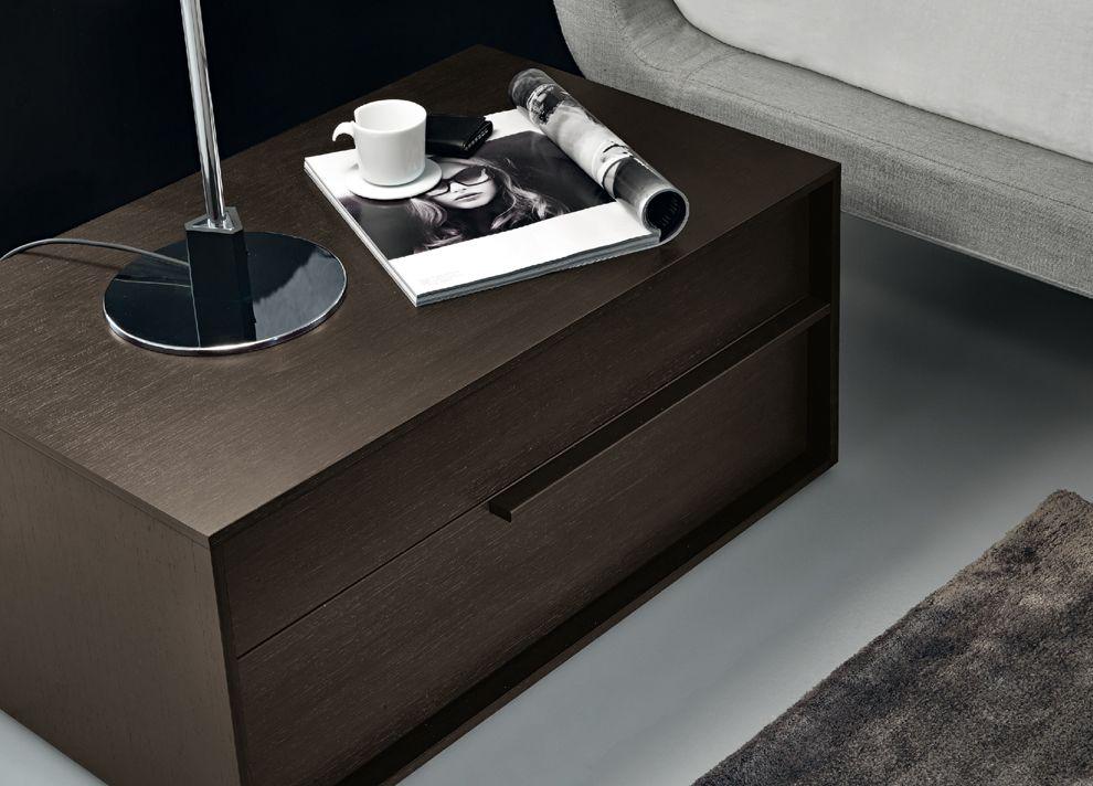 Jesse Feel Bedside Cabinet   Jesse Bedroom Furniture At Go Modern