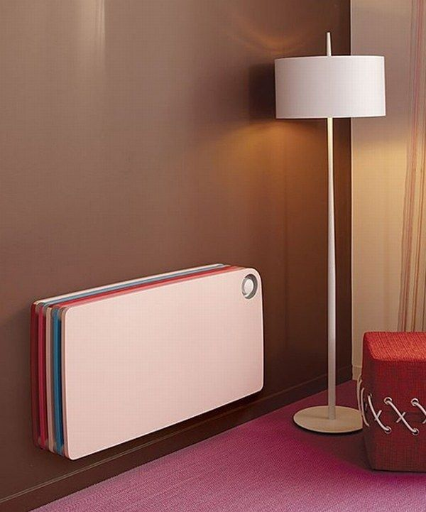 Radiadores para dormitorios infantiles dise o y color - Dormitorios infantiles modernos ...