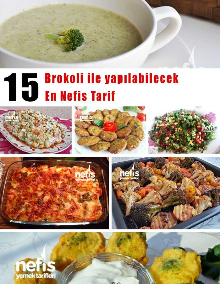 Photo of Broccoli Recipes – 15 Different and Yummy Treats Made with Broccoli …