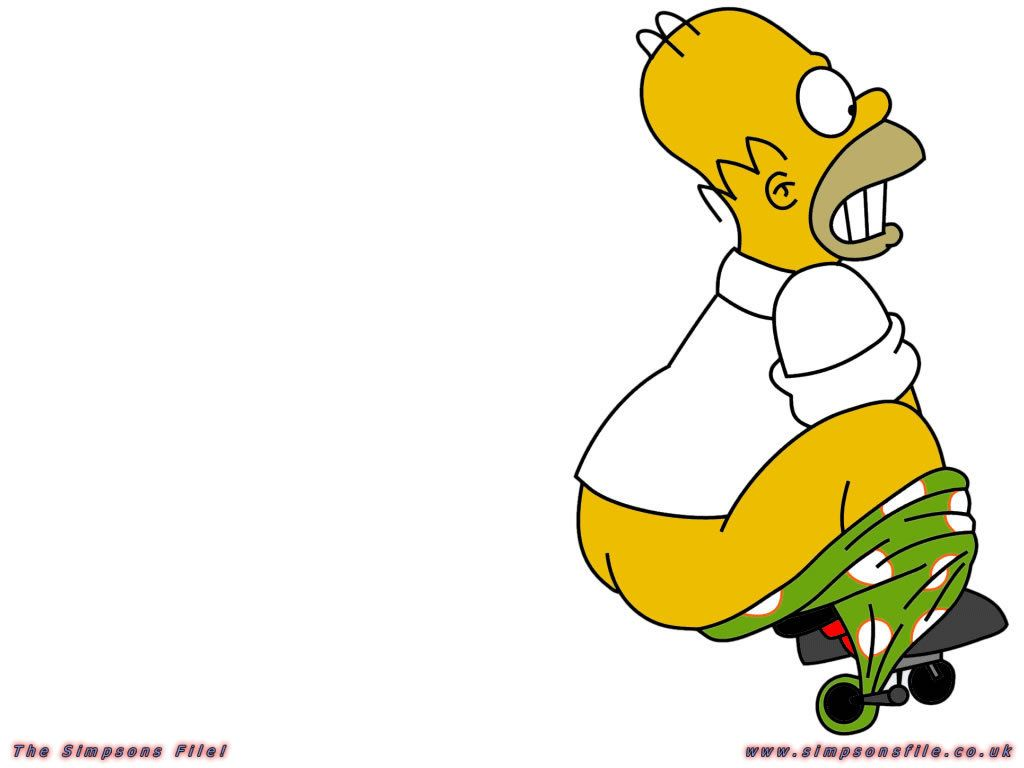 The Simpsons The Simpsons Homer funnies Pinterest