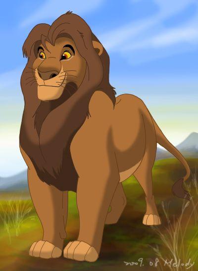 Mohatu (Uru's father/Mufasa & Scar's grandfather/Simba's ...