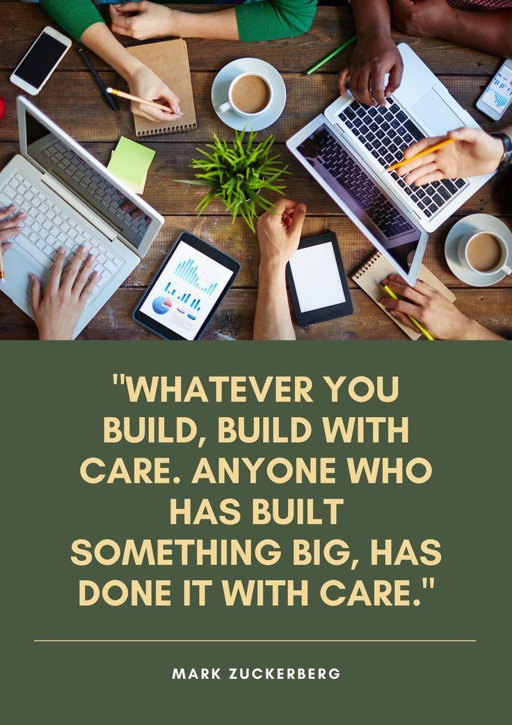 10 Mark Zuckerberg Quote Posters for Bulletin Boards in