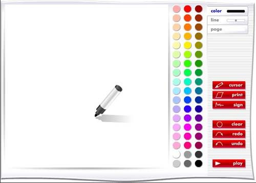 33 Free and Online Tools for Drawing,Painting and Sketching | Online ...