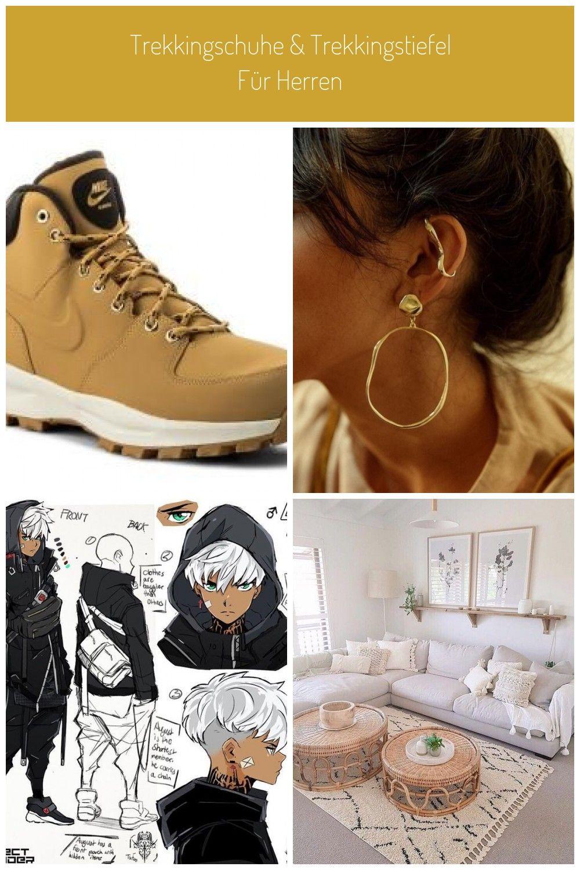 nike herren boots manoa leather