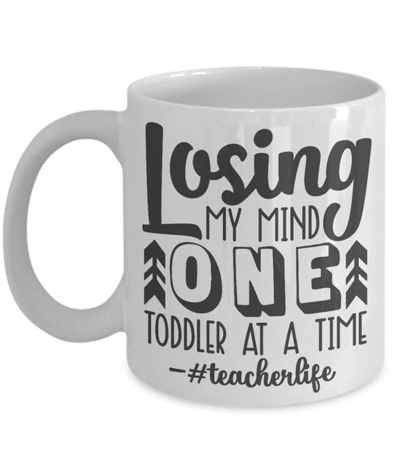 Gift For Losing My Mind Best Funny Coffee Mug, Thank You ...