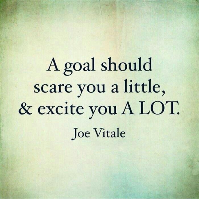 ~Joe Vitale