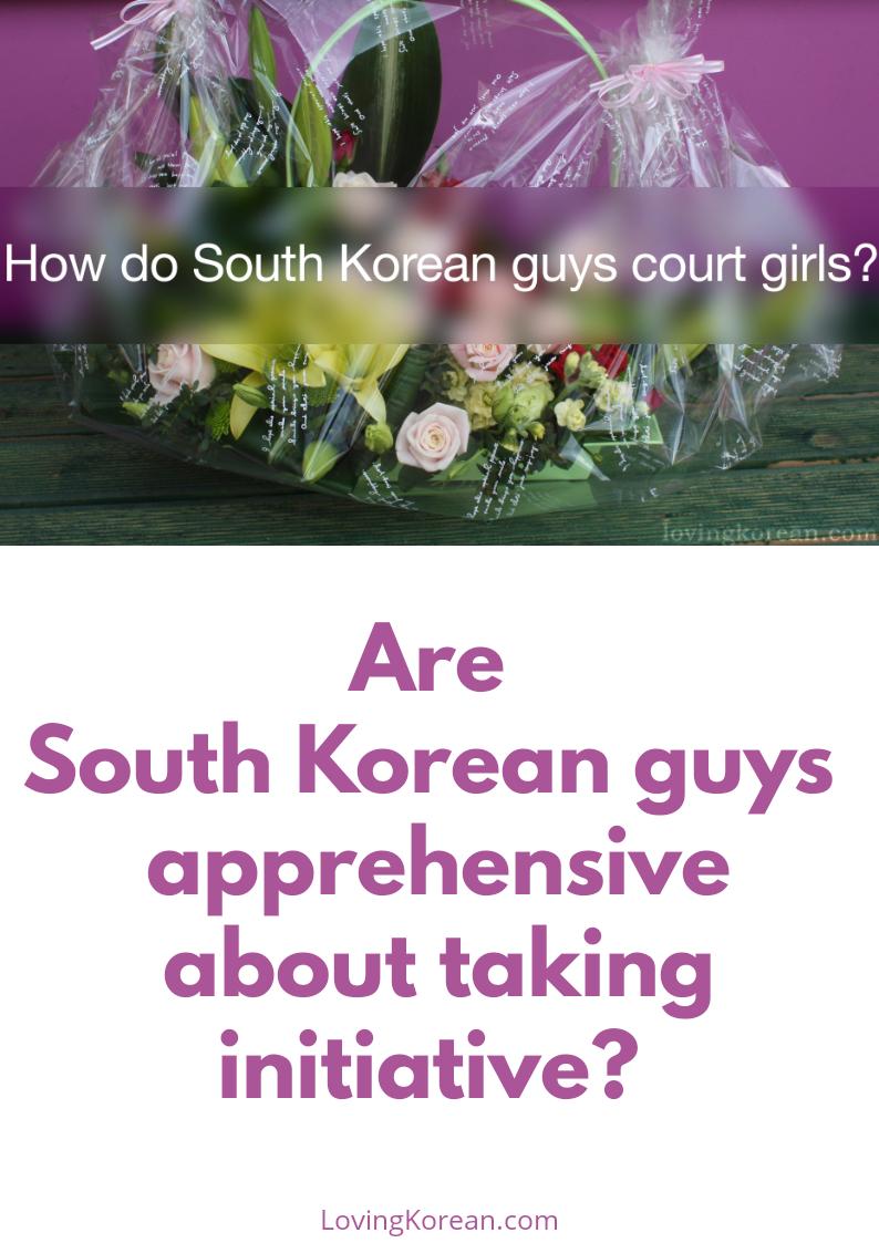 On dating girls tips korean Tips For