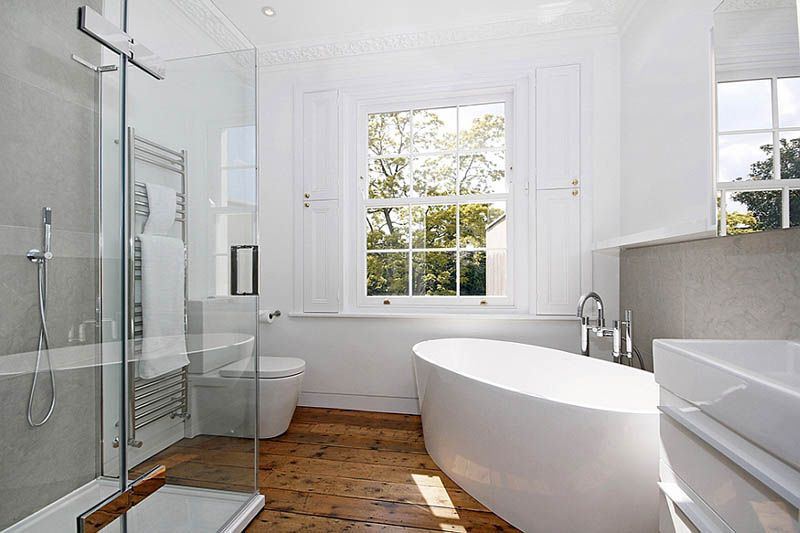 How to make a luxury bathroom for under 5000USD | http://www.designrulz.com/design/2014/08/how-to-make-a-luxury-bathroom-for-under-5000usd/