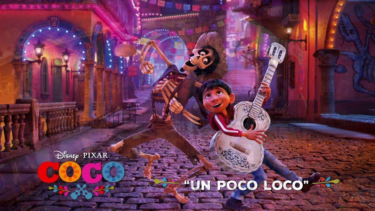"""""""Un Poco Loco"""" Song Snippet Disney/Pixar's Coco"""