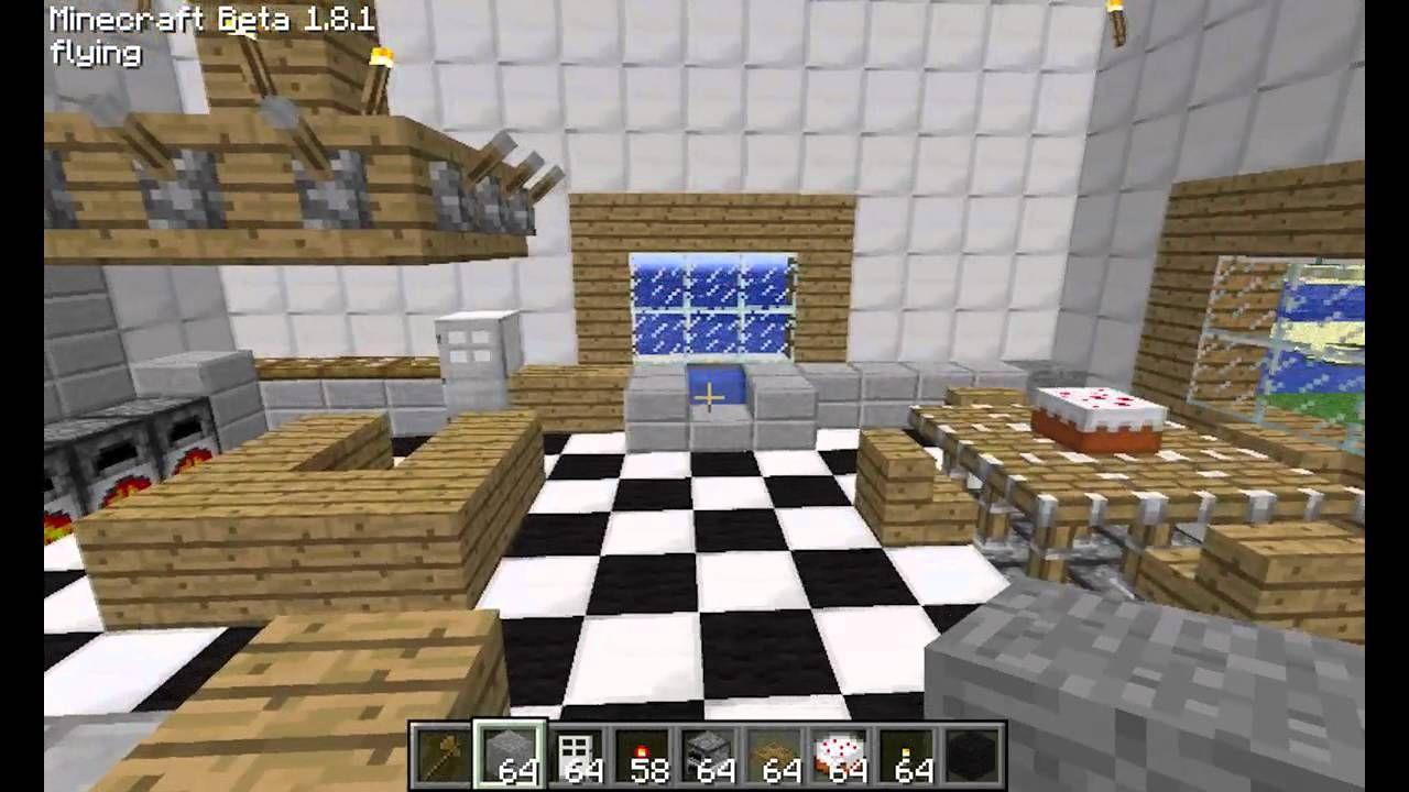 Minecraft Küche Designs Die Trends Für Sobald Sie in der ...