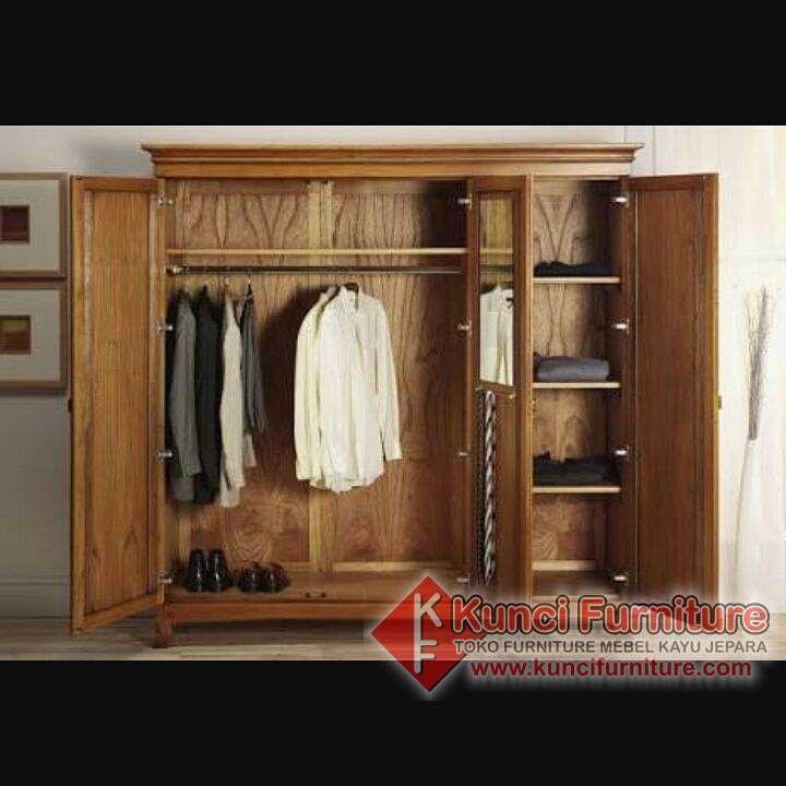 Koleksi Lemari Pakaian kami Info & Pemesanan Hubungi Line: @ret1594t (pakai @ ya) 0858-7516-6325 (WA/Telegram) Email: kuncifurniture@gmail.com Website: kuncifurniture.com BBM: 575FFB84 Info Lengkap -> http://bit.ly/LineKunciFurniture Fast Respon add Line / WA Kunci Furniture Toko Furniture Mebel Kayu Jepara Spesialis Indoor Furniture Juga melayani Custome Furniture sesuai pesanan anda. Hubungi Kami Sekarang!!! #lemari #lemaripakaian #lemaribaju #lemarikain #lemarianak #lemariminimalis…