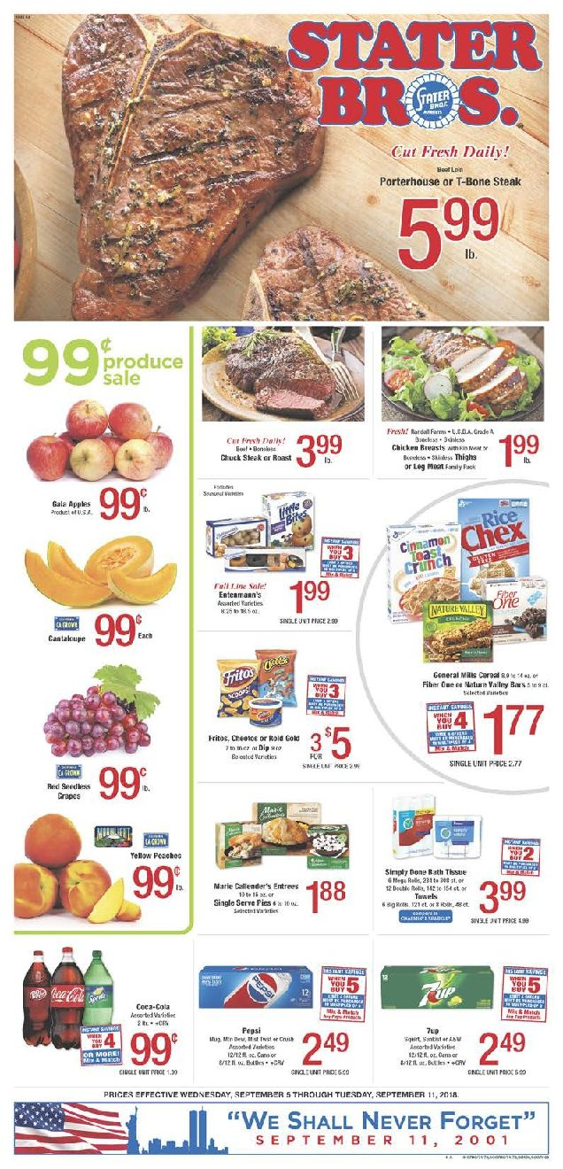 Ever Fresh Weekly Sales