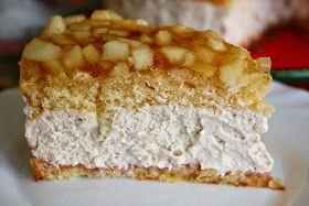 Cinnamon and Coriander: Winterapfel - Schmand - Torte