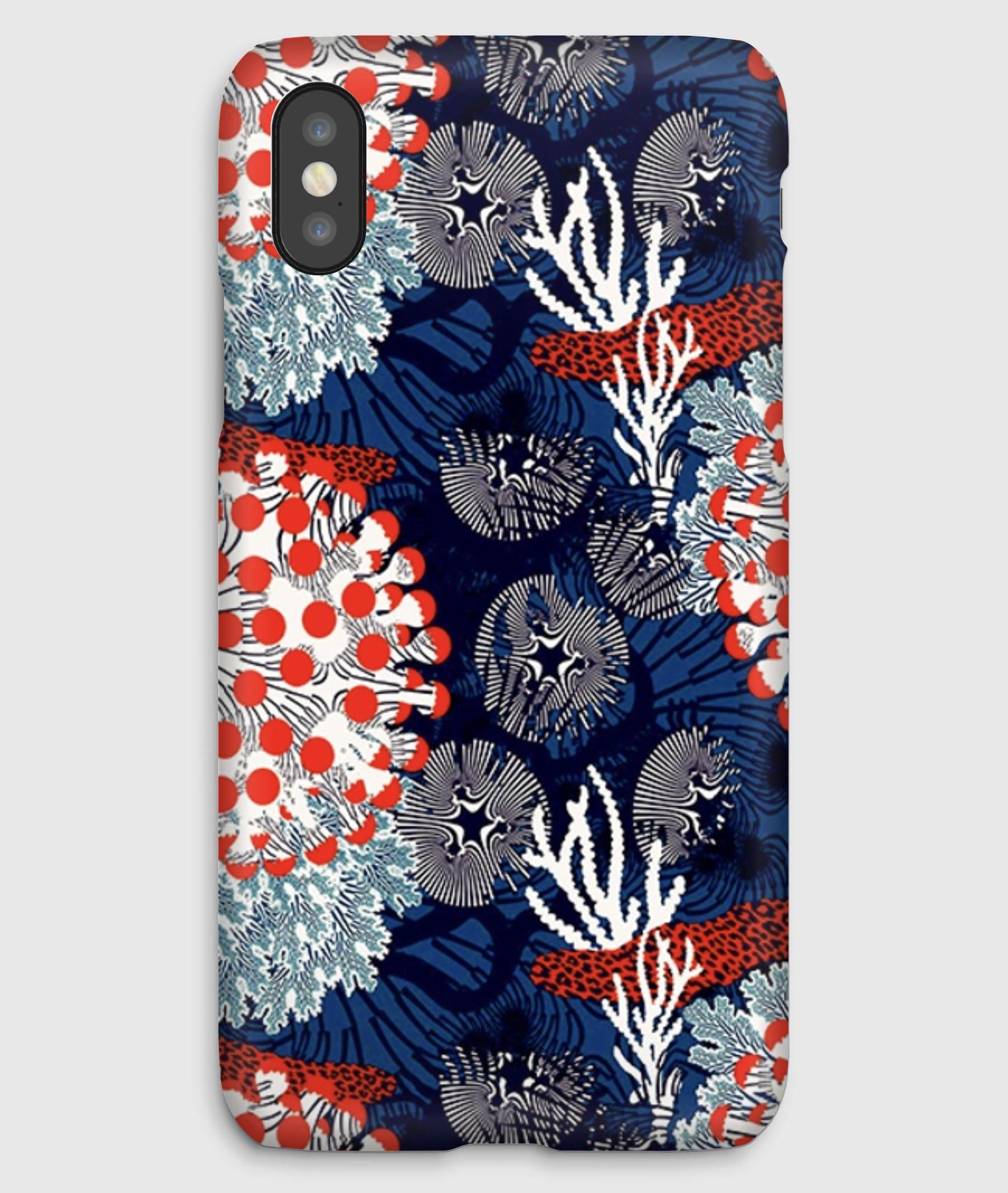 timeless design df349 26f3a Liberty marimekko, hard case for iPhone XS, XS Max, XR, X, 8, 8, 7 ...