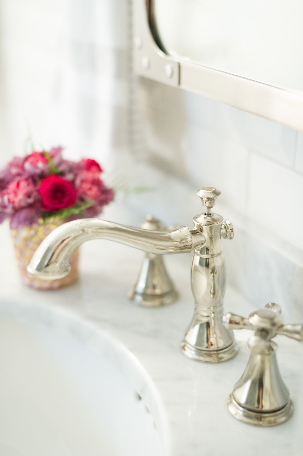 Delta Faucet Giveaway And Glitter Guide Feature Modern