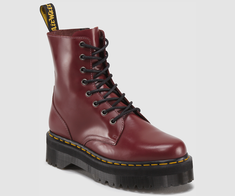 Pin by Paulo Ricardo Aguiar on Dr. Martens boots | Red