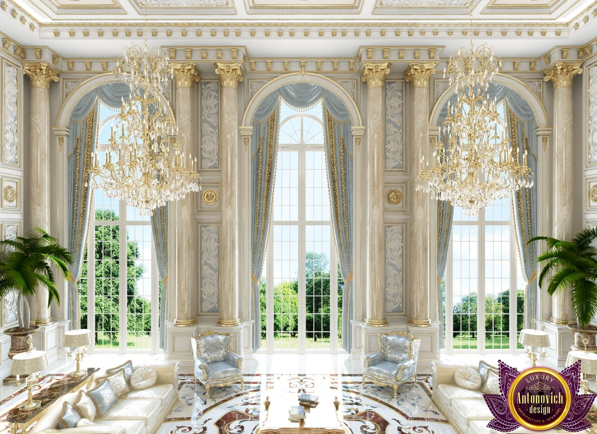 Enhance Your Senses With Luxury Home Decor Beautiful Houses