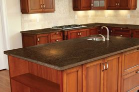 Apply A Decorative And Epoxy Countertop Coating  The Home Depot Pleasing Home Depot Kitchen Countertops Decorating Design