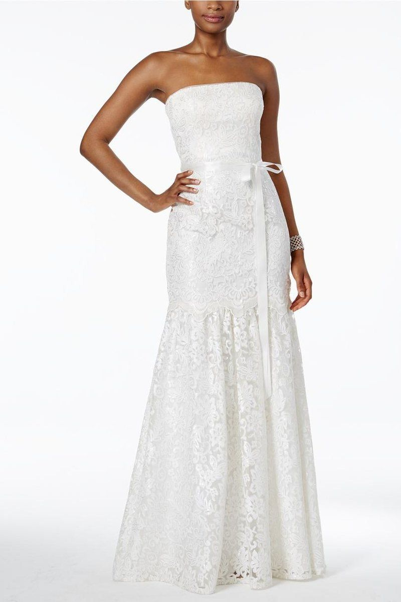 $500 wedding dress   of the Dreamiest Wedding Dresses Under   Weddings