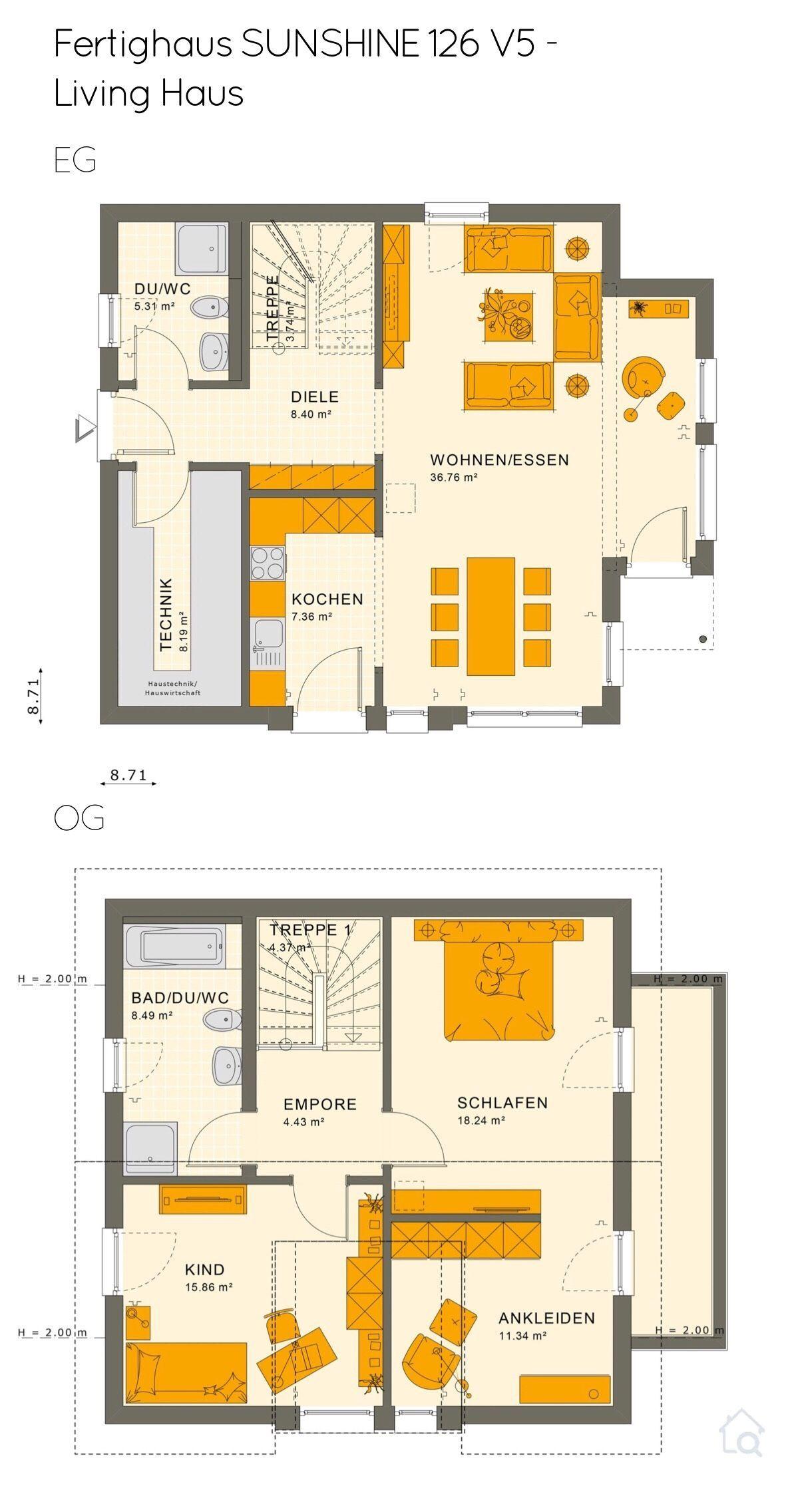 38+ Grundriss einfamilienhaus ohne keller Sammlung