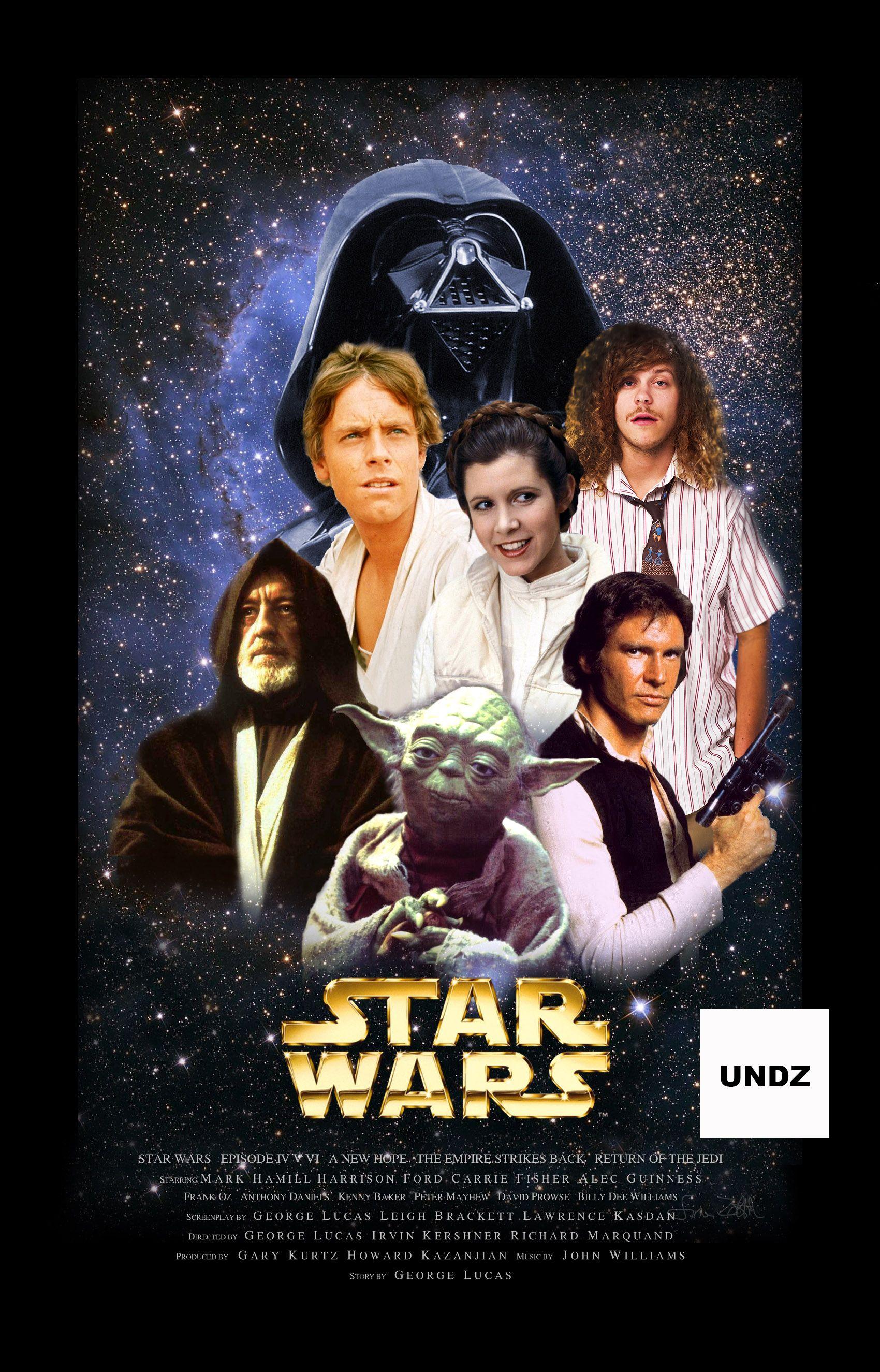 Star Wars  (workaholics)