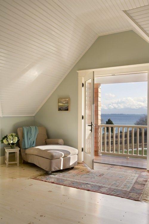 Would Love A Balcony Off Master Bedroom Dormer Bedroom Bedroom